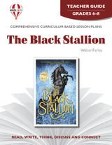 The Black Stallion Novel Unit Teacher Guide