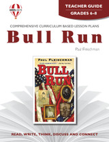 Bull Run Novel Unit Teacher Guide