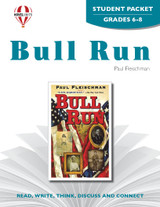 Bull Run Novel Unit Student Packet