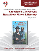 Chocolate By Hershey Novel Unit Teacher Guide