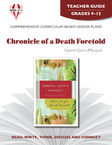 Chronicle Of A Death Foretold Novel Unit Teacher Guide