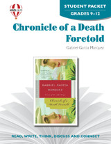 Chronicle Of A Death Foretold Novel Unit Student Packet