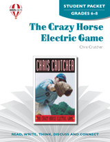 The Crazy Horse Electric Game Novel Unit Student Packet