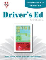 Driver's Ed Novel Unit Student Packet