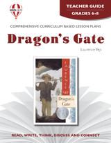 Dragon's Gate Novel Unit Teacher Guide