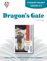 Dragon's Gate Novel Unit Student Packet