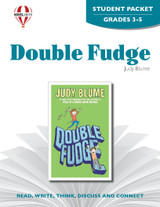 Double Fudge Novel Unit Student Packet