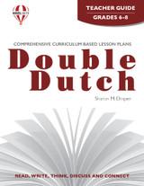 Double Dutch Novel Unit Teacher Guide