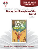 Danny The Champion Of The World Novel Unit Teacher Guide