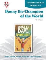 Danny The Champion Of The World Novel Unit Student Packet