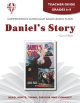 Daniel's Story Novel Unit Teacher Guide