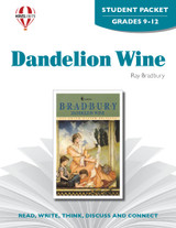 Dandelion Wine Novel Unit Student Packet