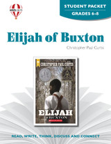 Elijah Of Buxton Novel Unit Student Packet