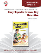 Encyclopedia Brown: Boy Detective Novel Unit Teacher Guide