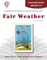 Fair Weather Novel Unit Teacher Guide