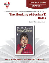 The Flunking Of Joshua T. Bates Novel Unit Teacher Guide