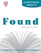 Found Novel Unit Student Packet