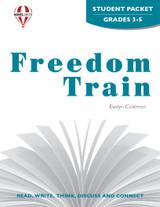 Freedom Train Novel Unit Student Packet
