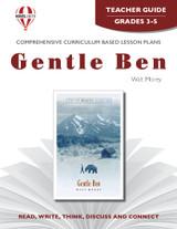 Gentle Ben Novel Unit Teacher Guide