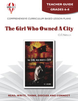 The Girl Who Owned A City Novel Unit Teacher Guide