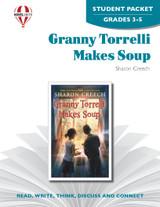 Granny Torrelli Makes Soup Novel Unit Student Packet