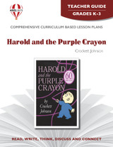 Harold and the Purple Crayon Novel Unit Teacher Guide