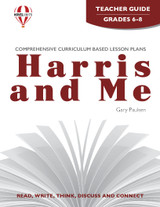 Harris and Me Novel Unit Teacher Guide