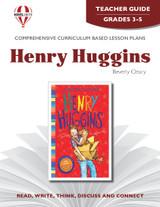Henry Huggins Novel Unit Teacher Guide
