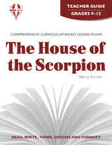 The House Of The Scorpion Novel Unit Teacher Guide