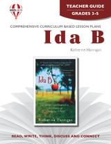 Ida B. Novel Unit Teacher Guide