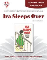 Ira Sleeps Over Novel Unit Teacher Guide