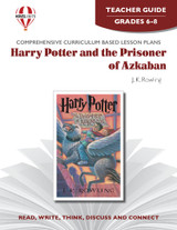Harry Potter And The Prisoner Of Azkaban Novel Unit Teacher Guide