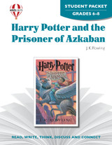 Harry Potter And The Prisoner Of Azkaban Novel Unit Student Packet