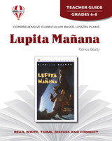 Lupita Mañana Novel Unit Teacher Guide