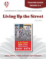 Living Up the Street Novel Unit Teacher Guide
