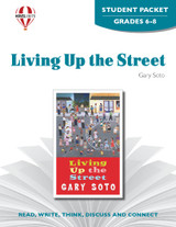 Living Up the Street  Novel Unit Student Packet