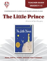 The Little Prince Novel Unit Teacher Guide