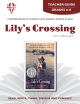 Lily's Crossing Novel Unit Teacher Guide