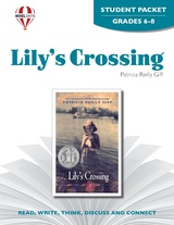 Lily's Crossing Novel Unit Student Packet