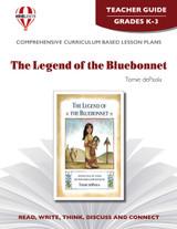 The Legend Of The Bluebonnet Novel Unit Teacher Guide