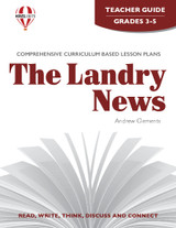 The Landry News Novel Unit Teacher Guide