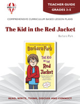 The Kid In The Red Jacket Novel Unit Teacher Guide