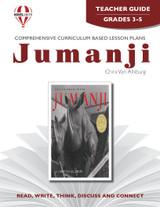 Jumanji Novel Unit Teacher Guide