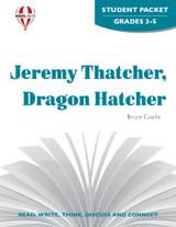 Jeremy Thatcher Dragon Hatcher Novel Unit Student Packet