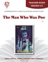The Man Who Was Poe Novel Unit Teacher Guide