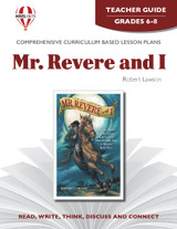 Mr. Revere and I Novel Unit Teacher Guide