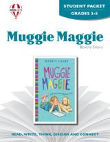 Muggie Maggie Novel Unit Student Packet