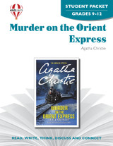 Murder on the Orient Express Novel Unit Student Packet
