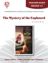 The Mystery Of The Cupboard Novel Unit Teacher Guide