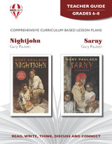 Nightjohn and Sarny Novel Unit Teacher Guide